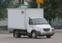 "Фургон на шасси ГАЗ-3310 ""Валдай"" #В 152 КХ 45. Курган, улица Куйбышева"