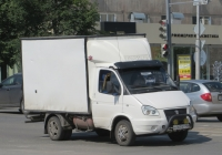 "Фургон 270700 на шасси ГАЗ-3302 ""Газель"" #М 060 КУ 45  . Курган, улица Куйбышева"
