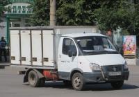 """Хлебный фургон на шасси ГАЗ-33021 """"Газель"""" #Р 702 МН 174. Курган, улица Куйбышева"""