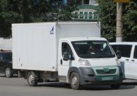 Фургон на шасси Peugeot Boxer #С 081 ОМ 154. Курган, улица Куйбышева