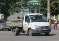 """Автомобиль ГАЗ-3302-288 """"Газель-Бизнес"""" #У 923 ЕХ 45. Курган, улица Куйбышева"""