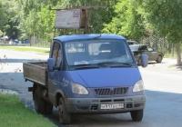 """Автомобиль ГАЗ-3302 """"Газель"""" #Н 917 ЕС 45. Курган, Советская улица"""