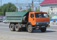 Самосвал КамАЗ-5511 #Т 200 РК 74. Курган, Станционная улица