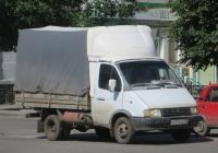 "ГАЗ-33021 ""Газель"" #М 111 КВ 45. Курган, улица Куйбышева"