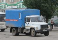 Высоковольтная лаборатория на шасси ГАЗ-3309 #В 563 КУ 45. Курган, улица Куйбышева