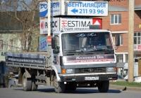 Автомобиль Tata LPT613, #К 667 ОВ 161. Ростов-на-Дону, улица Малиновского
