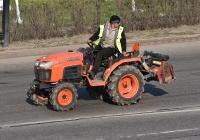 Колесный трактор Kubota B1830. Алматы, улица Саина