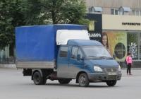 """Автомобиль ГАЗ-330232 """"Газель"""" #М 480 ТХ 72. Курган, улица Куйбышева"""