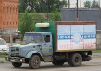 Фургон на шасси ЗиЛ-432910 #М 874 АТ 45. Курган, Сибирская улица