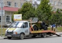 Эвакуатор на шасси ГАЗ-3302* #В 006 КА 161. Ростовская область, Азов, Московская улица