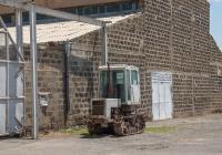 "Трактор Т-70С ""Кишинёвец"". Армения, марз Армавир, трасса Ереван - Армавир"