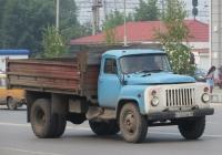 Самосвал ГАЗ-САЗ-3507 на шасси ГАЗ-53-14 #У 550 АВ 45. Курган, Станционная улица