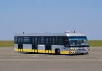 Перронный автобус Cobus 3000 #015. Калуга, международный аэропорт Калуга