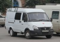 """Фургон ГАЗ-27052 """"Газель"""" #Х 679 УМ 26. Курган, улица Гоголя"""