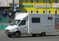 Кемпер на шасси Mercedes-Benz Sprinter #SWV-657. Курган, улица Куйбышева