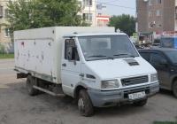 Изотермический фургон на шасси IVECO TurboDaily 59-12 #В 388 ВК 45. Курган, улица Карла Маркса