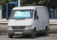 Фургон на шасси Mercedes-Benz Sprinter #М 214 ВА 32. Курган, улица Гоголя