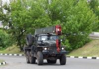 Автокран КС-3574М1 на шасси Урал-5557-30. Белгородская область, г. Алексеевка, улица Тимирязева