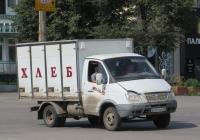 "Хлебный фургон 27470 на шасси ГАЗ-3302 ""Газель"" #В 414 ВХ 45. Курган, улица Куйбышева"