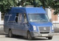 Фургон на шасси Volkswagen Crafter #А 694 ТВ 152. Курган, улица Гоголя