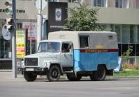 Электроизмерительная станция ППУ-1 на шасси ГАЗ-3307 #А 003 КК 45. Курган, улица Ленина