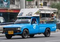 Автомобиль Toyota Hilux #20-3055, оборудованный для перевозки пассажиров. Таиланд, Паттайя