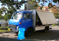 Фургон на шасси Avia A21  #ERA 19-18. Чехия, Прага