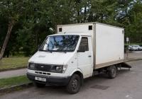 Фургон для перевозки лошадей на базе Lublin 3 #1A6 6551. Чехия, Прага