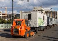 Минипогрузчик Locust L753 #A00 7580. Чехия, Прага