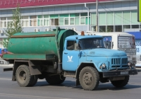 Ассенизационная машина МК-4А на шасси ЗиЛ-431412 #У 333 КЕ 45. Курган, Станционная улица