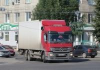 Фургон на шасси Mercedes-Benz Actros 2544 #У 228 РА 116. Курган, улица Ленина