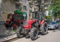Трактор ЮМЗ-8244.2. Киев, просп. Леси Украинки
