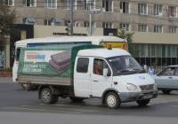 """Автомобиль ГАЗ-330232 """"Газель"""" #К 850 КЕ 45. Курган, улица Куйбышева"""