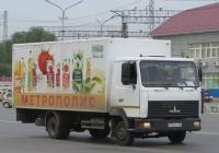 Фургон АФ-47820Е на шасси МАЗ-4371 #Р 355 КА 45. Курган, Станционная улица