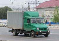 Фургон 279512 на шасси ЗиЛ-5301ЮО #Е 858 КК 45. Курган, Станционная улица