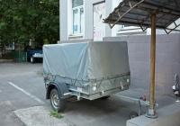 Автомобильный прицеп #ЕА 2058 50 . Москва, улица Зои и Александра Космодемьянских