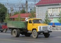 Бортовой грузовик ГАЗ-53-12 #М 811 НН 197. Курган, Станционная улица