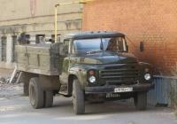 Бортовой грузовик ЗиЛ-431410 #С 919 АТ 45. Курган, Советская улица