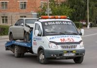 Эвакуатор на шасси ГАЗ-3302* #Н 448 ХК 24. Красноярский край, Ачинск