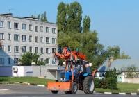 Грейферный погрузчик на базе трактора Беларус-82.1 (МТЗ-82.1) #4353 ЕС 31. Белгородская область, г. Алексеевка, улица Тимирязева