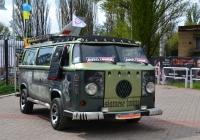 Микроавтобус Volkswagen Transporter T3. Украина, Киев, Государственный музей авиации