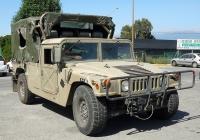 Автомобиль M1097A2 армии обороны Израиля. Израиль, Северный округ, Метула