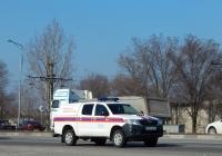 Автомобиль аварийной газовой службы на базе Toyota Hilux #Н 079 НВ 31. Белгородская область, Старооскольский район, с. Незнамово