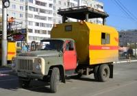 Подъёмник для ремонта КС на шасси ГАЗ-53-12  #А 004 ЕК 55. Омская область