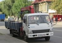 Бортовой грузовик с КМУ BAW 3346-0000010-101 #Е 650 СН 159. Курган, улица Куйбышева