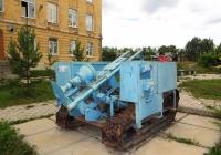 Самоходная буровая установка  СБМК-5. Свердловская область, Североуральск, музей горно-шахтного оборудования