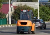 Погрузчик Toyota #7117 ЕР 31. Белгородская область, г. Алексеевка, улица Маяковского