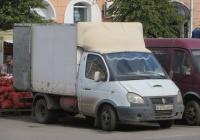 "Фургон на шасси ГАЗ-3302 ""Газель"" #Е 470 КМ 45. Курган, улица Гоголя"