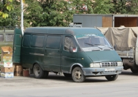 "Фургон ГАЗ-2705 ""Газель"" #К 985 ЕН 45. Курган, улица Гоголя"