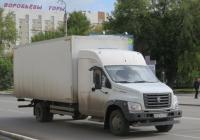 "Фургон на шасси ГАЗ-C41R13 ""ГАЗон Next"" #О 531 КР 152. Курган, улица Куйбышева"